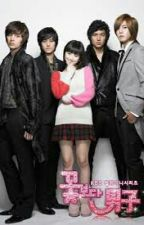 The Girl With Popular Boys  by SeolDae09
