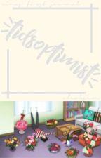 tidsoptimist (1st journal) by SHOMOEUNO