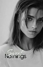 (REWRITTEN) Sweet Nothings ▶ Seth Clearwater by castelized