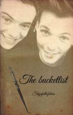 The Bucket list by Skyefullofstars