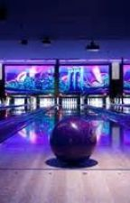 A boring bowling alley, and what happened there. by BeckyBurns5