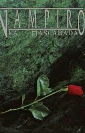 Vampiro La Mascarada by DonovanPizano