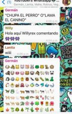 Whatsapp YouTubers by -MaiOficial-