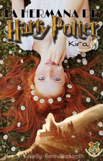 La hermana de Harry Potter (libro: el prisionero de Azkaban)