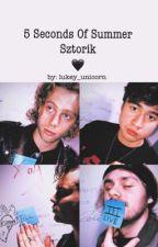 5 seconds of summer sztorik by lukey_unicorn