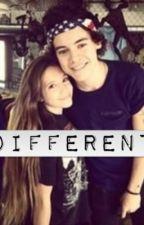 Different (Harry Styles love story) by HailzeyBiinnss