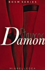 BDSM 1: Damon Stavros by MiaBelleDea