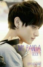 My Panda-Book One by taesthetic_ish