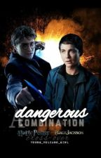 A dangerous combination (a Harry Potter and Percy Jackson cross-over) by Young_Volcano_Girl