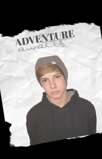 Blake Gray; An Adventure Awaits
