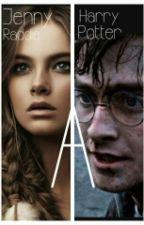 Jenny Raddle a Harry Potter by SmilingKarel