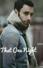 That one night ~A Måns Zelmerlöw fan fiction by I_should_be_sleeping