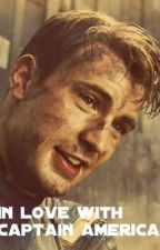 In love with Captain America (Sequel to 'her past & the new Avenger) by lilyfanfiction