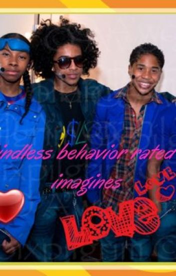 Mindless behavior imagines Rated R