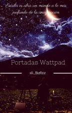 Portadas para Wattpad by xili_BlueRose