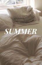 summer ↳ lrh {hiatus} by michaelshickeys