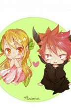 Lucy Et Natsu Un Amour Fort by smile12y