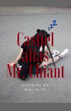 Castiel Alias Monsieur Chiant by Malia-IA