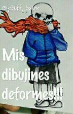 Mis Dibujines Deformes! by tiff_taim