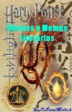 Memes y Chistes Literarios. by SoytuPeetaMellark
