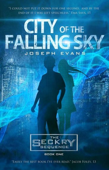 City of the Falling Sky (The Seckry Sequence Book 1) by Joseph_Evans
