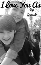 I love you as (gmw/Riarkle) by gm_stories