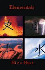 Elementals:AniBook by HiroHunt