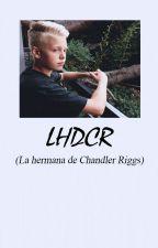 La hermana de Chandler Riggs ; Carson Lueders. / (Cancelada).  by camilizerr_