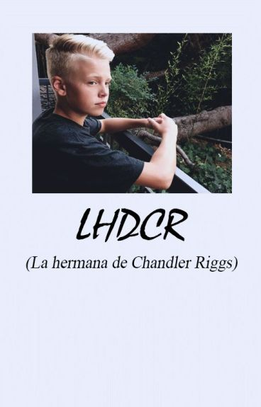 La hermana de Chandler Riggs ; Carson Lueders. / (Cancelada).