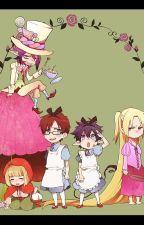 Opuestos al estilo Alice in Wonderland by RavenNatalie