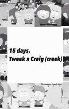 15 days~ Tweek x Craig (creek) by idktomanyships