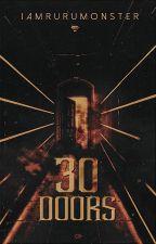 30 Doors by iamrurumonster