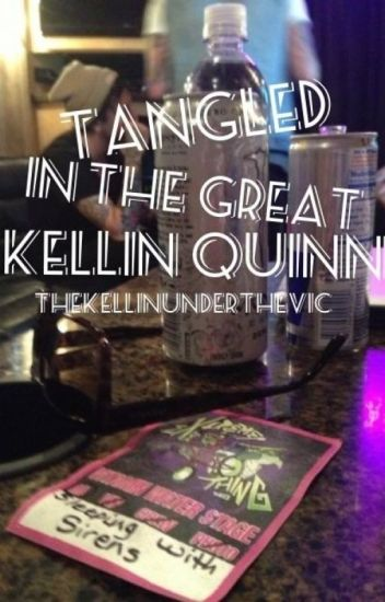Tangled in the Great Kellin Quinn (boyxboy) (Kellic)