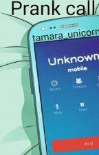 Prank Call by tamara_unicorn