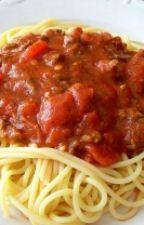 Spaghetti by baddazzledazzle