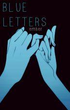 Blue Letters by EmbersBalloon