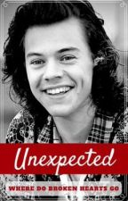 Where Do Broken Hearts Go? | Unexpected Series Book One by HarrysHighNote