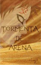 |Próximamente| Tormenta de Arena [Gaara] by LuvySr