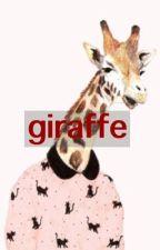 giraffe «cake» by malumhoodings