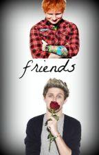 FRIENDS (NED SHORAN) by JazminHS