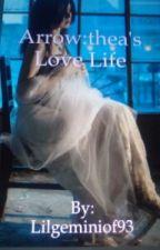 Arrow: Thea's love life by lilgeminiof93