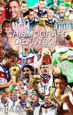 chismógrafo de fútbol by benhowedes