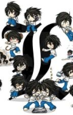 Candy Love (Life Inside Of L Lawliet) by sprinklegaming