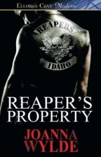 Reapers's Property MC - Livro 1 by MonaViera