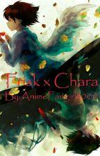 Frisk X Chara by Pokeseptictrash