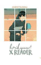 Haikyuu X Reader by Himitsudesu