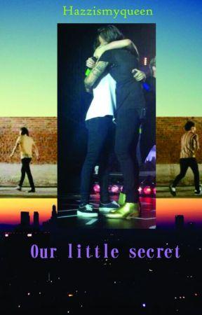 Our little secret by Hazzismyqueen