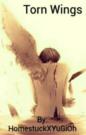Torn Wings (Riren/Ereri)