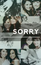 I'm sorry by Lovato_Slays
