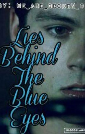 Lies Behind The Blue Eyes: Stiles Is A Werewolf by we_are_broken_01